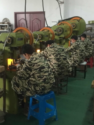 Dingfeng Badge Factory Of Kunshan factory production line